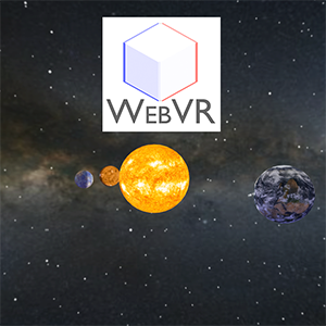 webvr application programmed using BabylonJS game engine by Pete Markiewicz